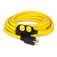Champion 25' 30A Box-Style Generator Power Cord Up To 7500 Watts