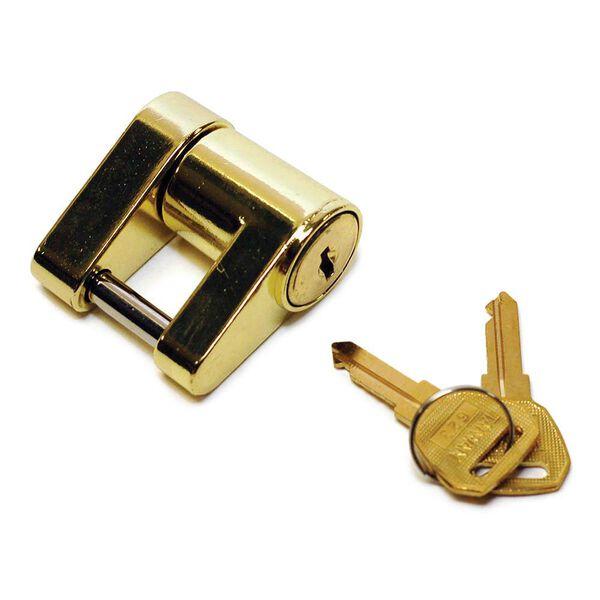 Trailer Hitch Lock