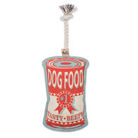 Food Can Rope Pet Toy