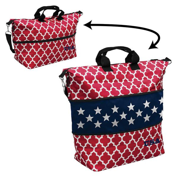 USA Expandable Tote