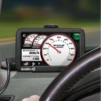 Banks iQ Vehicle Monitoring System Model 61201