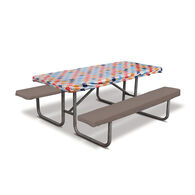 Multicolor Table Cover and Pads