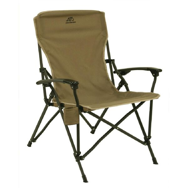 Leisure Chair, Tan