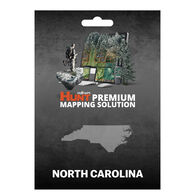 onXmaps HUNT GPS Chip for Garmin Units + 1-Year Premium Membership, N. Carolina