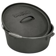 Bayou Classic® 4-qt Cast Iron Dutch Oven