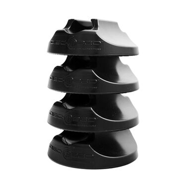 Disc-O-Bed Non-Slip Footpads, Set of 4