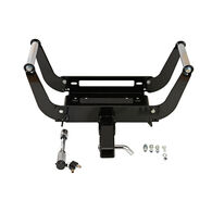 """Off Terrain Quick Winch Holder with Lock, 10"""" x 4.5"""""""