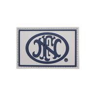 FN PVC Patch, Grey