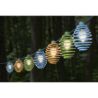 Swirly Party Lights 10 On 11 Cord