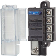 Blue Sea ST Blade Compact 4-Circuit Fuse Block