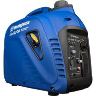 Westinghouse iGen2200 Portable Inverter Generator, 1800 Running Watts/2200 Peak Watts, Gas Powered