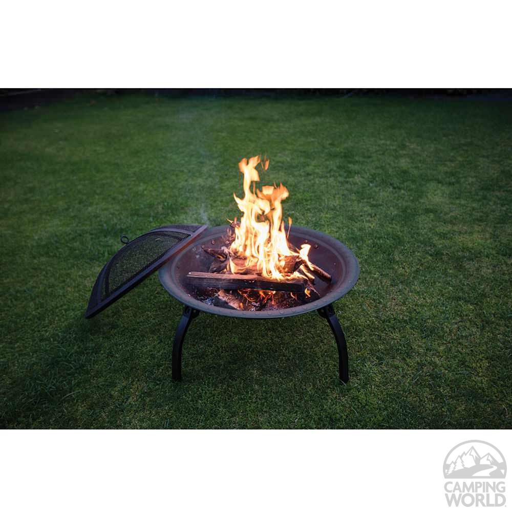Portable Outdoor Fire Pit Camping World