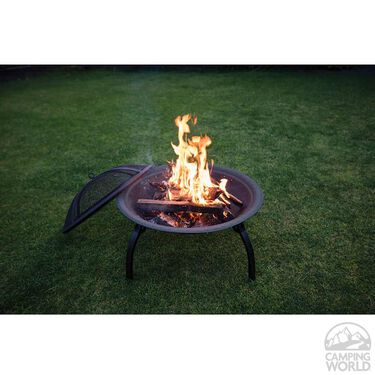 Portable Outdoor Fire Pit