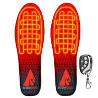 ActionHeat Rechargeable Heated Insoles with Remote