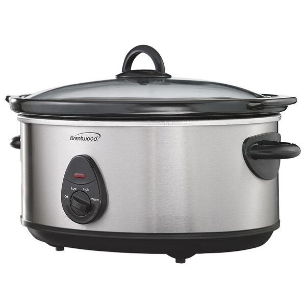 Brentwood SC-170S 8-Quart Slow Cooker