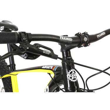 Framed Marquette Alloy Mountain Bike, GX Reba