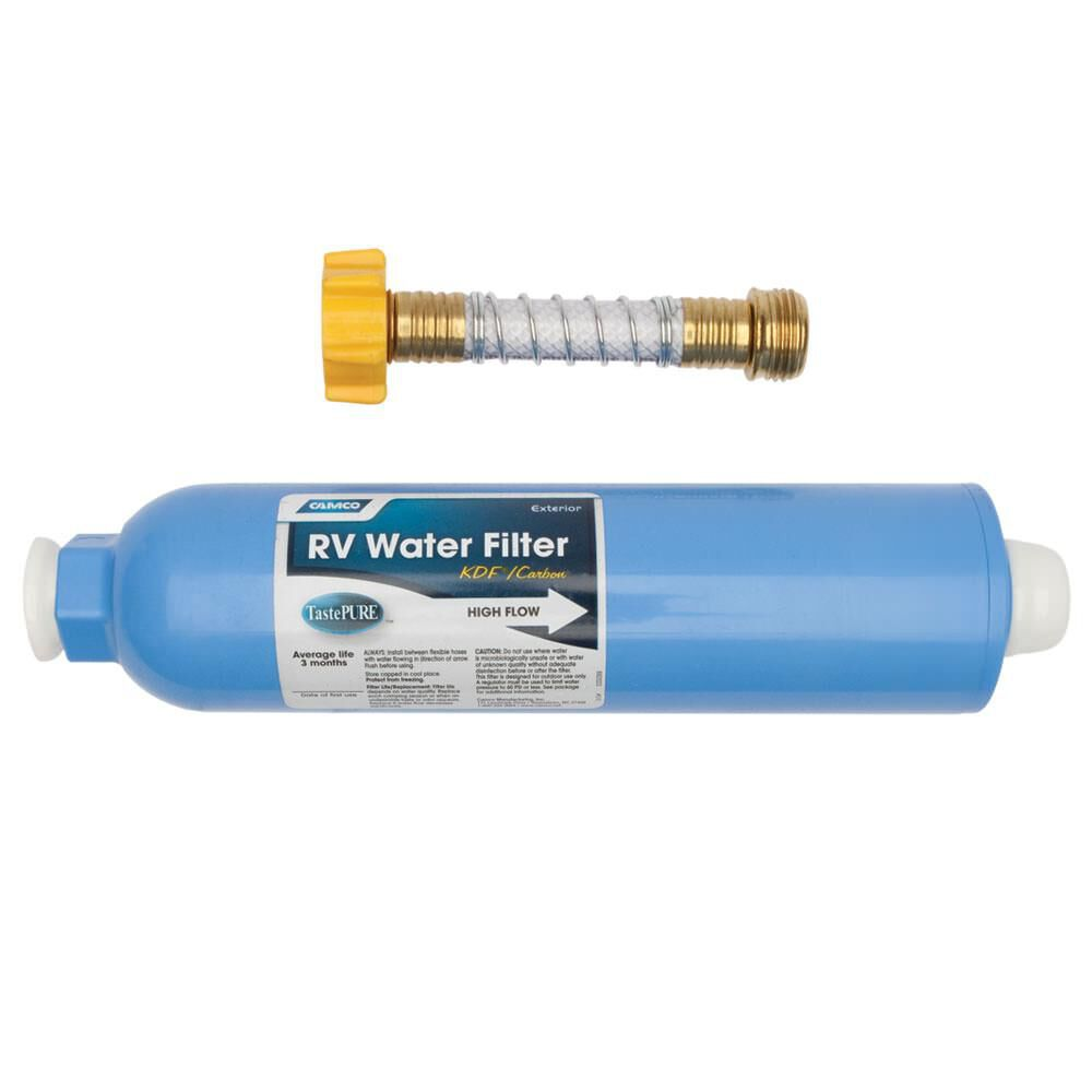 Camco Tastepure Water Filter Camping World