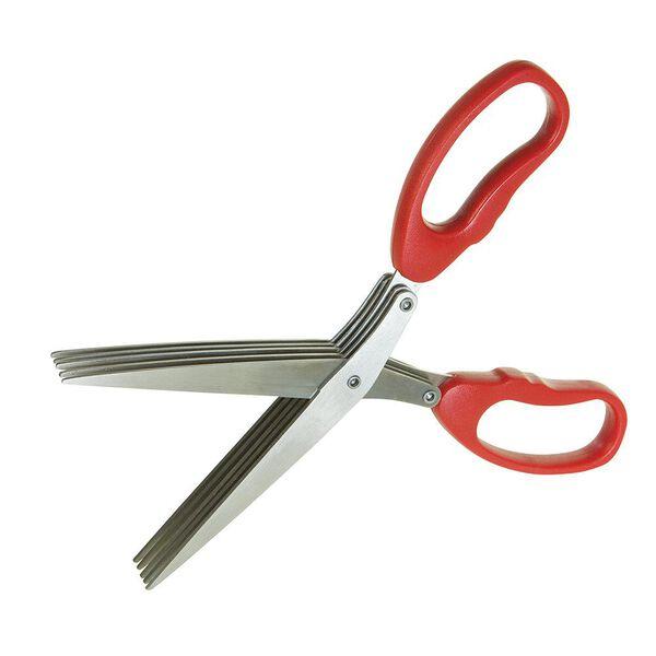 Multi-Blade Herb Scissors