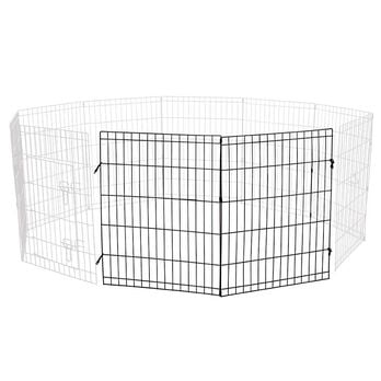 """Fence Extensions, 2-pack, 30""""H"""