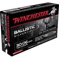 Winchester Ballistic Silver Tip Supreme Centerfire Ammo