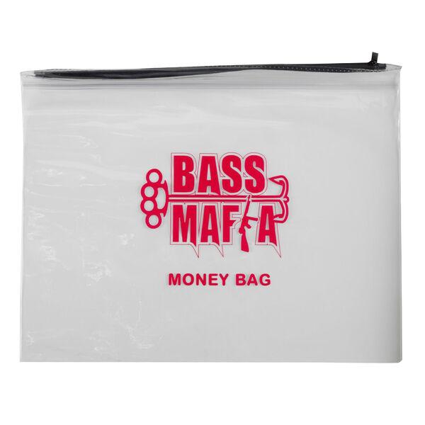 "Bass Mafia Money Bag, 15"" x 18"""