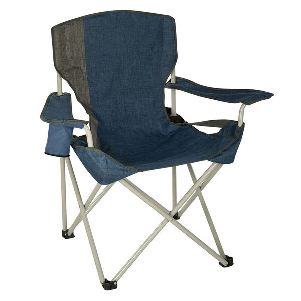 Venture Forward Folding Chair With Adjustable Lumbar Support