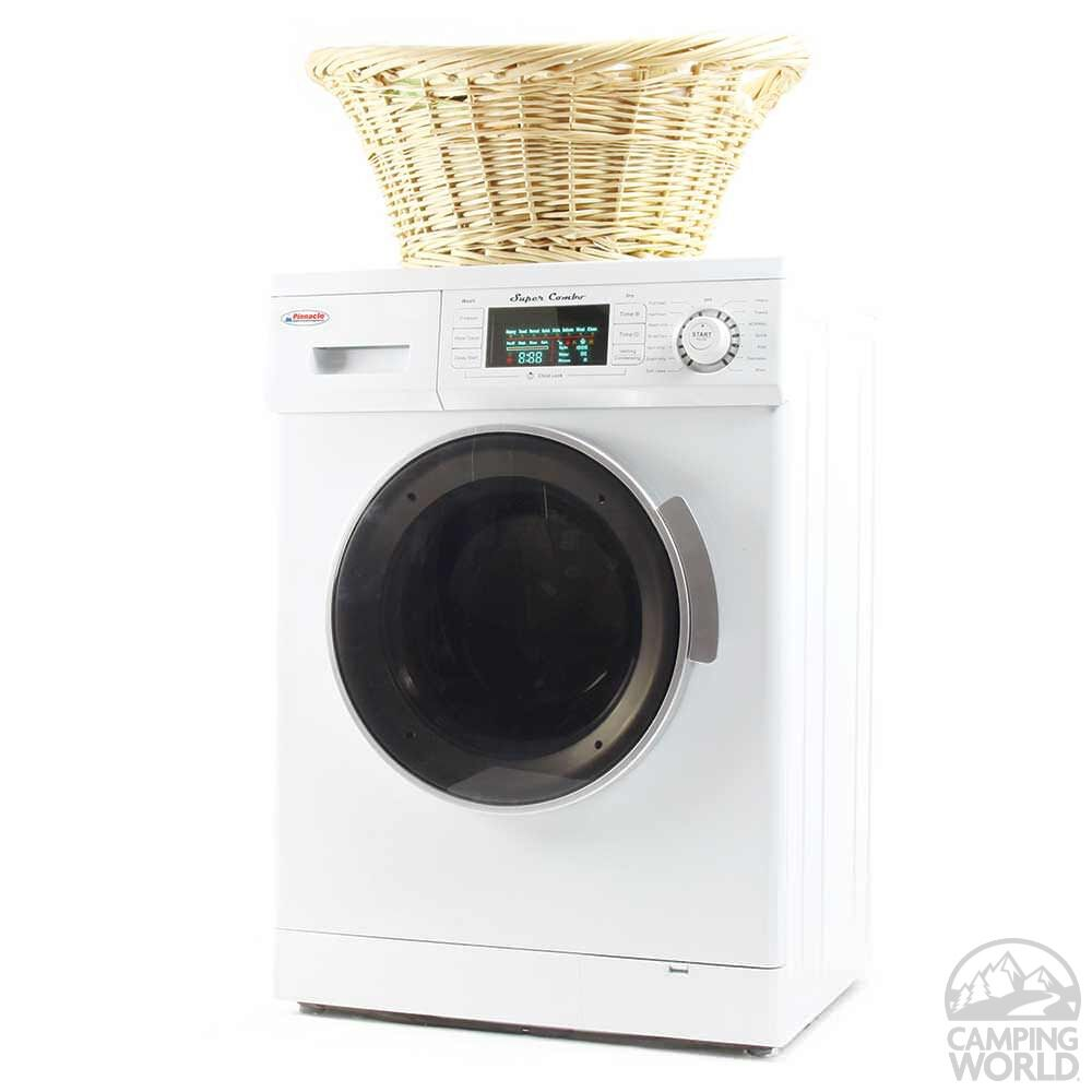 Pinnacle Super Combo Washer Dryer 4400 With Automatic