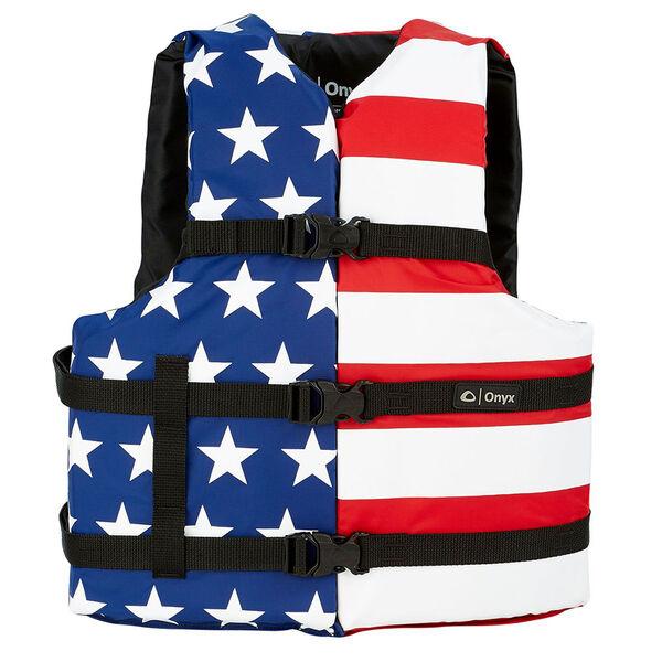 Onyx Stars & Stripes Adult Universal Life Vest