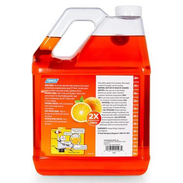 Camco TST MAX RV Toilet Treatment, Citrus Scent, 1 Gallon