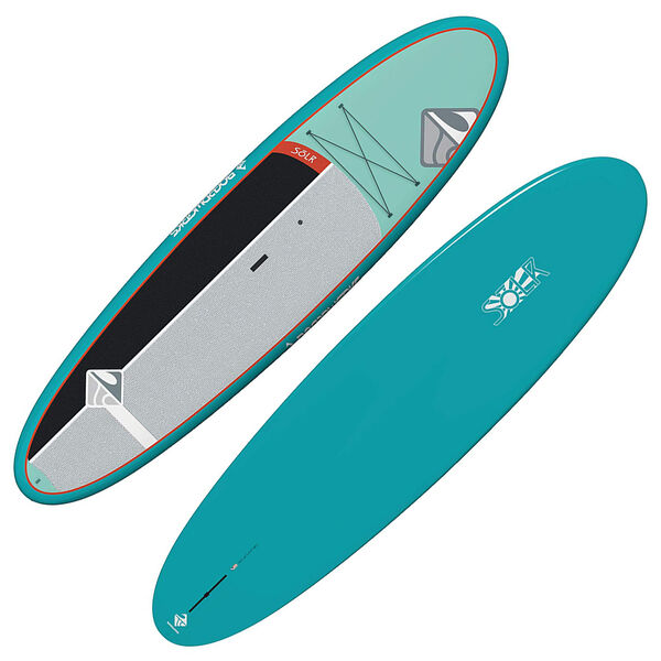 Boardworks Solr Standup Paddle Board With Paddle