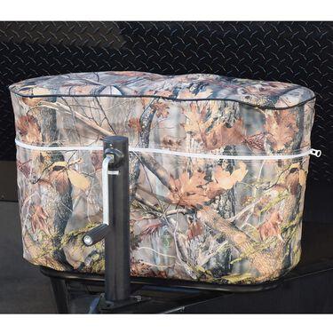 Oaks Camouflage Propane Tank Cover, 30 lb. Double