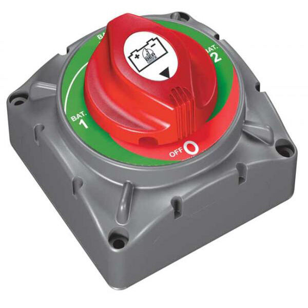 BEP Contour Heavy-Duty Battery Switch