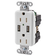 Hubbell USB Charger Receptacle