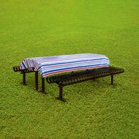 Multi-Striped Tablecloth