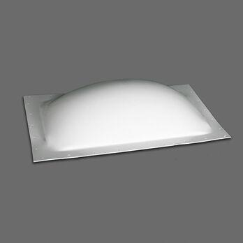"RV Skylight, Thermoformed Polycarbonate, 18"" x 24"", White"