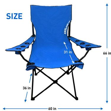 XXL Giant Sized Camp Chair