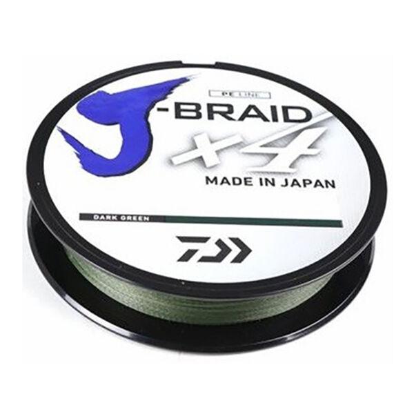 Daiwa J-Braid X4 Braided Fishing Line