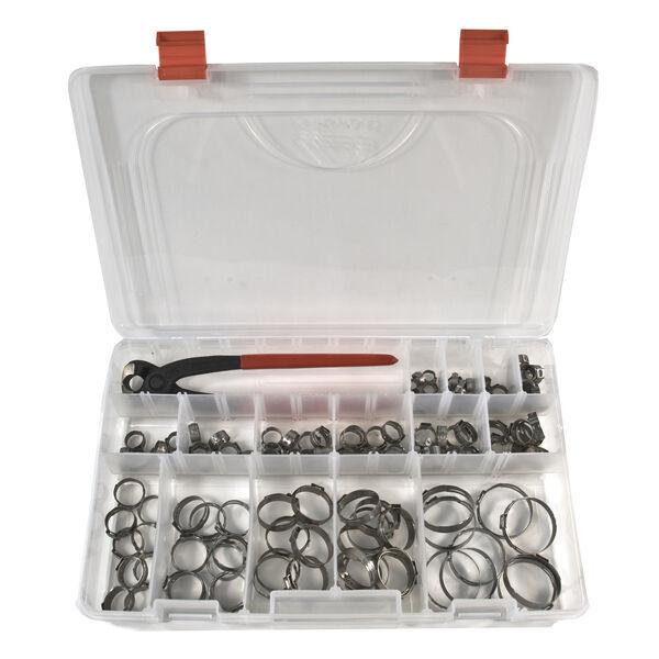Sierra Oetiker Clamp Kit For OMC Engine, Sierra Part #18-9125