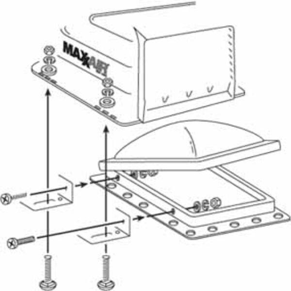Zero Leak Mounting Hardware Kit