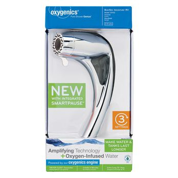 BodySpa Adventure RV Shower Kit, Chrome