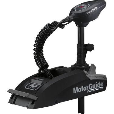 """MotorGuide Xi3 Freshwater Pontoon Wireless Trolling Motor, 68-lb. thrust, 48"""""""
