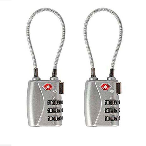 Pelican Cable TSA Lock, 2-Pack