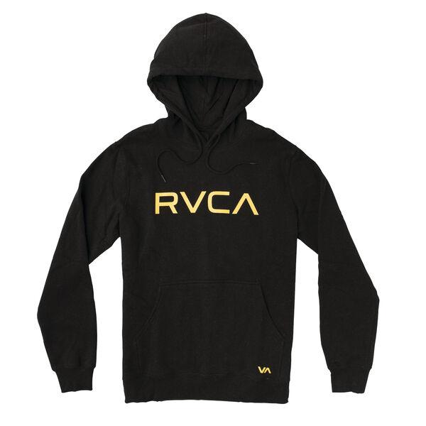 RVCA Men's Big Logo Pullover Hoodie