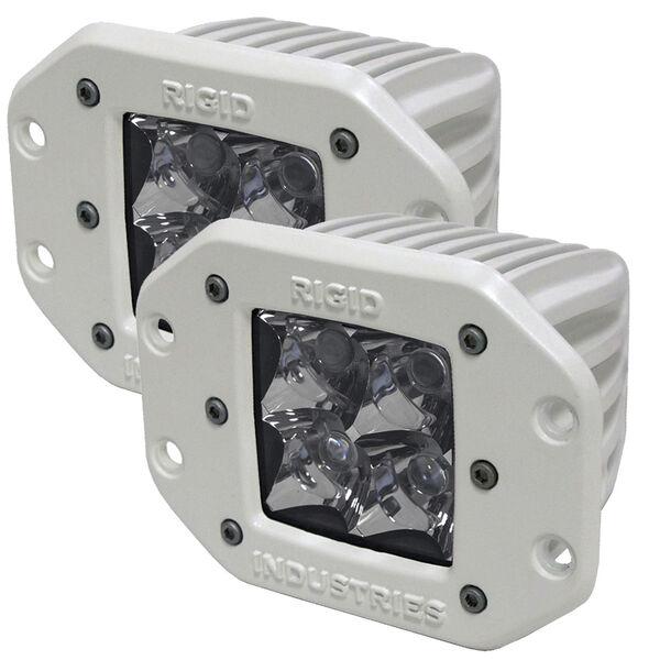 Rigid Industries M-Series Dually Flush-Mount LED Spotlights, Pair