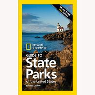 National Geographic Guide to State Parks of the U.S., 5th Ed.