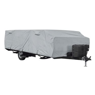 Classic Accessories PermaPro Heavy Duty Folding Camper Trailer Cover