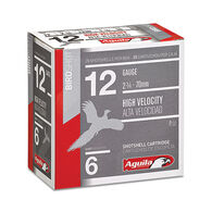"Aguila 12 Gauge High Velocity Field Shotshells, 2-3/4"", 1-1/4 oz., 25-Rounds"