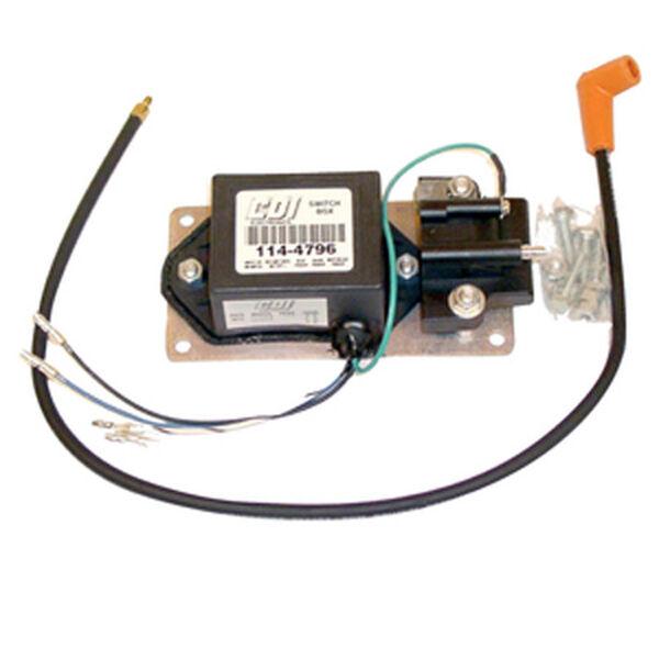 CDI Mercury Switch Box, Replaces 332-4796A3/A6