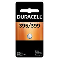 Duracell 395/399 1.5V Silver Oxide Button Cell Battery