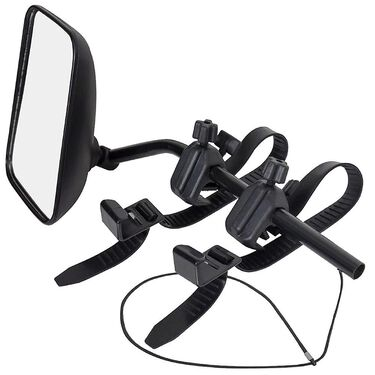 Universal Extra Wide Tow Mirrors, Set of 2